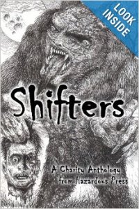 Honeysuckle appears in the Shifters Anthology